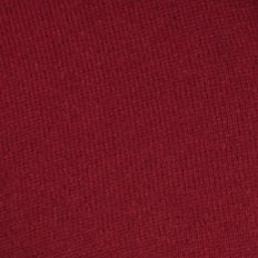 Mens Designer Sweaters: Breaking Burgundy Nautica Solid Quarter-Zip Sweater