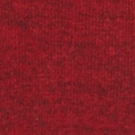 Nautica Mens: Ribbon Red Nautica Snow Cotton V-Neck Sweater