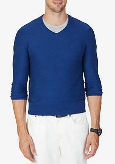 Nautica Classic V-Neck Sweater