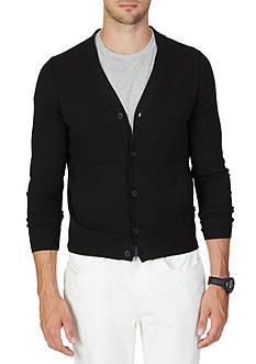 Nautica Layering Cardigan Sweater