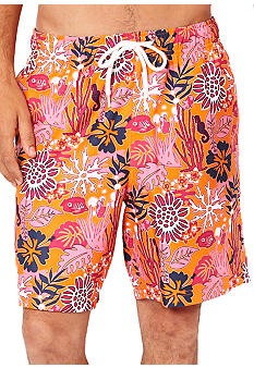 Nautica Coral Swim Trunks
