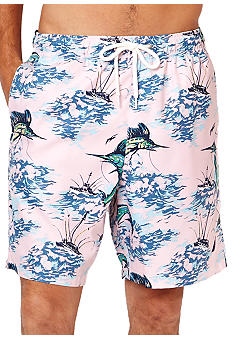 Nautica Sawfish Swim Trunks