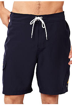 Nautica Anchor Cargo Swim Trunks