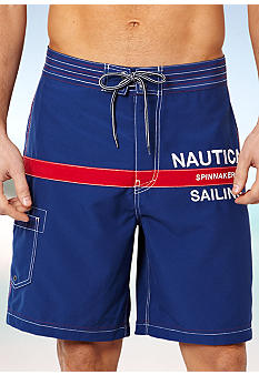 Nautica 30 Year Surf Trunks
