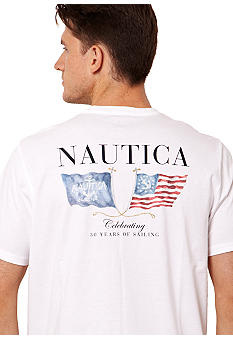 Nautica 30th Anniversary Pocket Tee