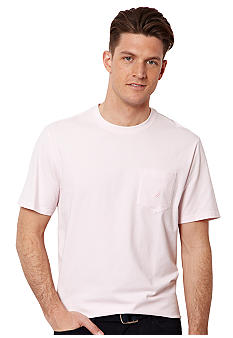 Nautica Solid Pocket Tee