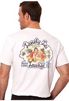 Nautica Lonely Lei Lounge Tee