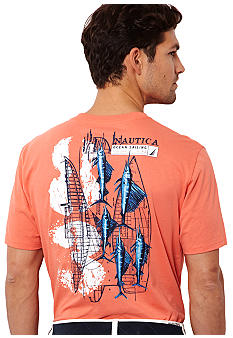 Nautica School of Sailfish Tee