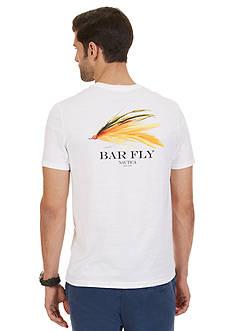 Nautica Bar Fly Graphic Tee