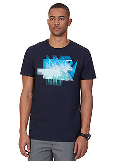 Nautica NYC Outline Graphic Tee