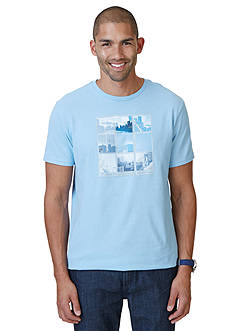 Nautica Polaroids Photo Graphic Tee