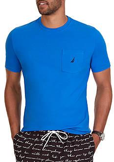 Nautica Classic Fit Pocket T-Shirt