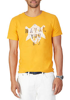 Nautica Naval Yard Graphic T-Shirt