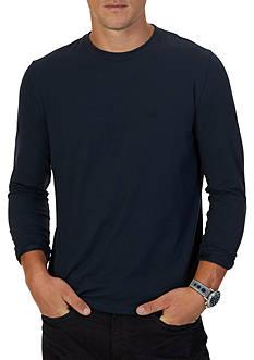 Nautica Classic Fit Long Sleeve T-Shirt