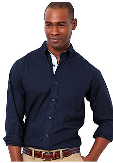Nautica Mechanical Solid Shirt