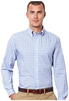 Nautica Glen Plaid Shirt