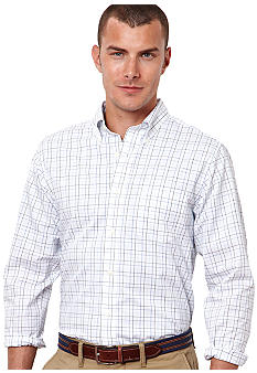 Nautica Windowpane Shirt