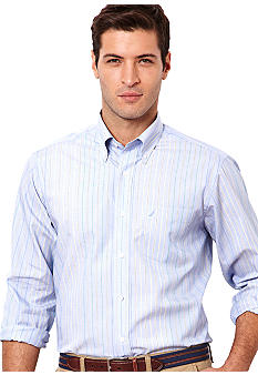 Nautica Multi Color Stripe Shirt