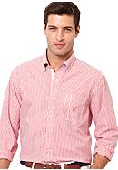 Nautica Bengal Striped Sport Shirt