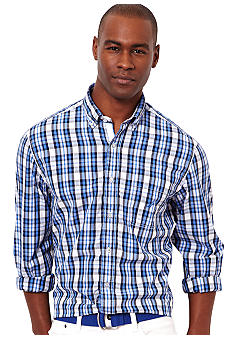 Nautica Plaid Shirt