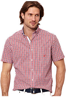Nautica Small Plaid Shirt