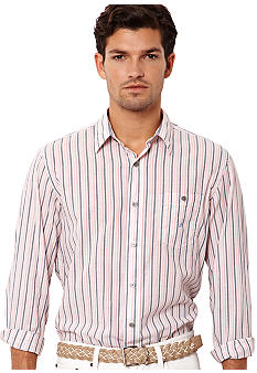 Nautica Dotted Stripes Shirt