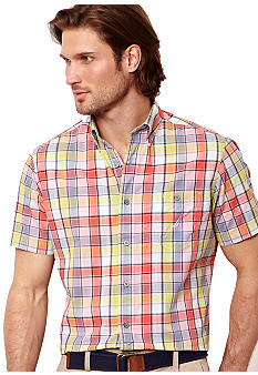Nautica Seaside Madras Shirt