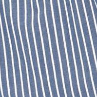 St Patricks Day Outfits For Men: Jour Blue Nautica Long Sleeve Stripe Poplin Shirt
