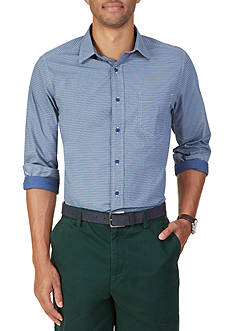 Nautica Classic Fit Printed Shirt