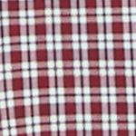 Men: Nautica Casual Shirts: Nautica Red Nautica Classic Fit Navy Plaid Shirt