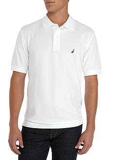 Nautica Big & Tall Short Sleeve Polo