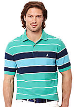 Nautica Opensea Stripe Polo