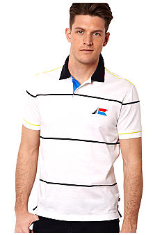Nautica Big & Tall Widestripe Polo