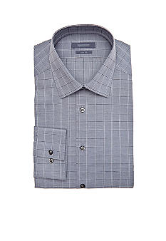 Madison Check Slim Fit Dress Shirt