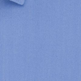 Men: Madison Dress Shirts: Dutch Blue Madison Slim Fit Stretch Poplin Dress Shirt