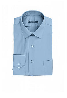 Geoffrey Beene Wrinkle Free Fitted Sateen Dress Shirt