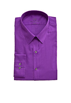 Geoffrey Beene Big & Tall Wrinkle Free Slim Fit Dress Shirt