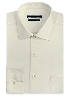 Geoffrey Beene Fitted No-Iron Dress Shirt