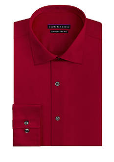 Geoffrey Beene Big & Tall No Iron Classic Fit Dress Shirt