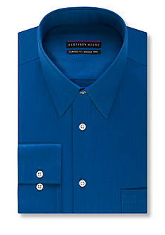 Geoffrey Beene Big & Tall Non-Iron Fitted Dress Shirt