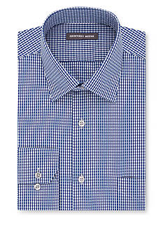 Geoffrey Beene No-Iron Fitted Dress Shirt