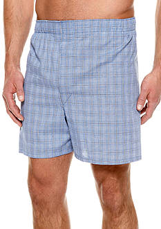 Saddlebred 2-Pack Woven Cotton Boxers