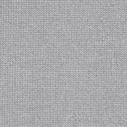 Mens Designer Sweaters: Silver Lacoste V- Neck Core Sweater