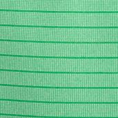 Mens Designer Polo Shirts: Chlorophyll Lacoste Ultra-Dry Stripe Golf Shirt