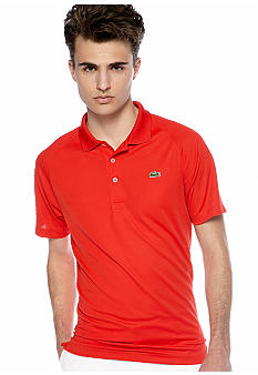 Lacoste Short Sleeve Performance Polo