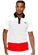Lacoste™ Andy Roddick Stripe Superdry Polo
