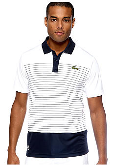 Lacoste Andy Roddick Stripe Superdry Polo