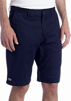 Lacoste Core Flat Front Bermuda Shorts