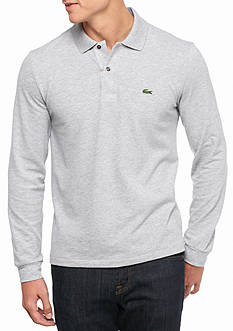 Lacoste Long Sleeve Classic Pique Polo Shirt