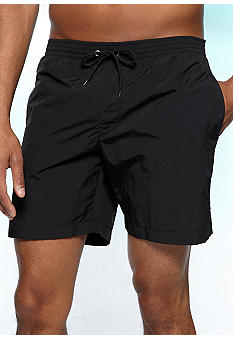 Lacoste Water Effect Swim Trunks